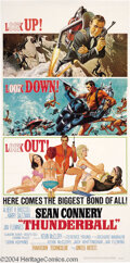 Movie Posters:Action, Thunderball (United Artists, 1965)....