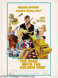 Movie Posters:Action, The Man with the Golden Gun (United Artists, 1974)....