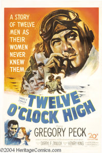 Twelve O'Clock High (20th Century Fox, 1949)