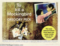 Movie Posters:Drama, To Kill a Mockingbird (Universal, 1963)....