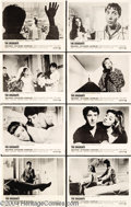 Movie Posters:Comedy, The Graduate (Embassy, 1967).... (8 items)