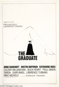 Movie Posters:Comedy, The Graduate (Embassy, 1967)....