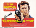 Movie Posters:Crime, Thunderbolt and Lightfoot (United Artists, 1974)....