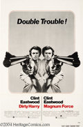 Movie Posters:Crime, Dirty Harry Lot (Warner Brothers, 1971).... (2 Movie Posters)