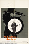 Movie Posters:Crime, Get Carter (MGM, 1971)....