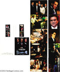 Movie Posters:Crime, Goodfellas (Warner Brothers, 1990).... (12 items)