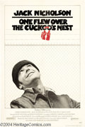 Movie Posters:Drama, One Flew Over the Cuckoo's Nest (United Artists, 1975)....