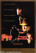 Movie Posters:Western, Unforgiven (Warner Brothers, 1992).... (2 Movie Posters)