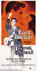 Movie Posters:Elvis Presley, King Creole (Paramount, 1958)....