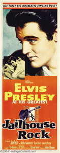 Movie Posters:Elvis Presley, Jailhouse Rock (MGM, 1957)....