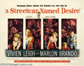 Movie Posters:Drama, A Streetcar Named Desire (Warner Brothers, 1951)....