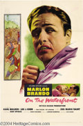 Movie Posters:Drama, On the Waterfront (Columbia, 1950)....