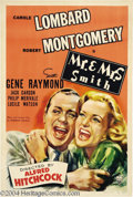 Movie Posters:Comedy, Mr. & Mrs. Smith (RKO, 1941)....