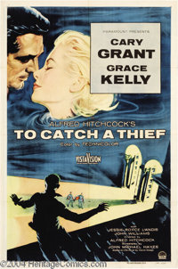 To Catch a Thief (Paramount, 1955)
