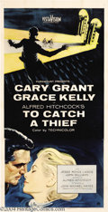 Movie Posters:Mystery, To Catch a Thief (Paramount, 1955)....