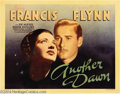 Movie Posters:Drama, Another Dawn (Warner Brothers, 1937)....