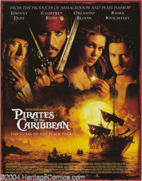 Pirates of the Caribbean: The Curse of the Black Pearl (Walt Disney Productions, 2003).... (14 items)