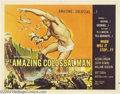 Movie Posters:Science Fiction, The Amazing Colossal Man (AIP, 1957)....