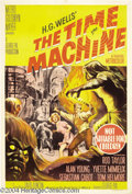 Movie Posters:Science Fiction, The Time Machine (MGM, 1960).... (2 items)