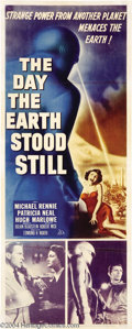 Movie Posters:Science Fiction, The Day the Earth Stood Still (20th Century Fox, 1951)....