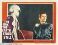 Movie Posters:Science Fiction, The Day the Earth Stood Still (20th Century Fox, 1951).... (2pieces)