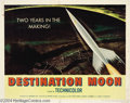 Movie Posters:Science Fiction, Destination Moon (Pathe, 1950)....