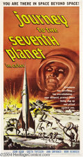 Movie Posters:Science Fiction, Journey to the Seventh Planet (American International, 1962)....