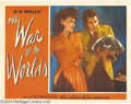 Movie Posters:Science Fiction, War of the Worlds (Paramount, 1953).... (12 pieces)