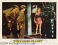 Movie Posters:Science Fiction, Forbidden Planet (Loews - MGM, 1956).... (3 items)