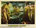 Movie Posters:Science Fiction, Forbidden Planet (Loews - MGM, 1956).... (3 pieces)