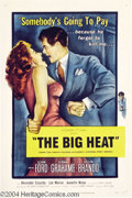 Movie Posters:Film Noir, The Big Heat (Columbia, 1953)....