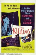 Movie Posters:Film Noir, The Killing (United Artists, 1956)....