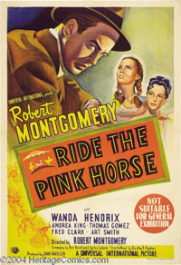 Ride the Pink Horse (Universal International, 1947)