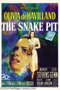 Movie Posters:Drama, The Snake Pit (20th Century Fox, 1948)....