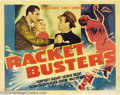 Movie Posters:Crime, Racket Busters (Warner Brothers, 1938)....