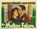 Movie Posters:Crime, The Maltese Falcon (Warner Brothers, 1941)....