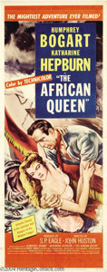 Movie Posters:Adventure, The African Queen (United Artists, 1952)....