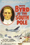 Movie Posters:Documentary, With Byrd at the South Pole (Paramount, 1930)....