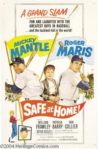 Safe at Home (Columbia, 1962)