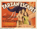 Movie Posters:Action, Tarzan Escapes (MGM, 1936)....