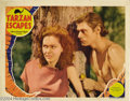 Movie Posters:Action, Tarzan Escapes (MGM, 1936).... (2 items)