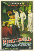 Movie Posters:Serial, King of the Wild (Mascot, 1931)....