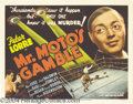Movie Posters:Mystery, Mr. Moto's Gamble (20th Century Fox, 1938).... (7 pieces)