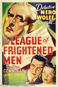 The League of Frightened Men (Columbia, 1937)