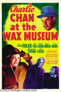 Movie Posters:Mystery, Charlie Chan at the Wax Museum (20th Century Fox, 1940)....