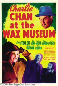 Charlie Chan at the Wax Museum (20th Century Fox, 1940)