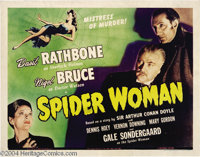 The Spider Woman (Universal, 1944)