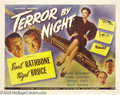 Movie Posters:Mystery, Terror By Night (Universal, 1946)....