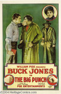 Movie Posters:Western, The Big Punch (Fox Film Corporation, 1921)....