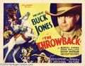 Movie Posters:Western, The Throwback (Universal, 1935)....